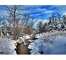 Borden Grant Trail Photographic Print