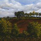 Fertile Earth by Les Sharpe