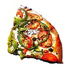 Homemade Pizza by Savannah Gibbs