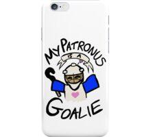 My Patronus is a Goalie (Field Hockey Edition) iPhone Case/Skin