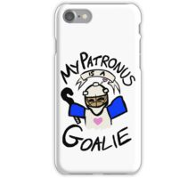 My Patronus is a Goalie (Field Hockey Edition) iPhone Case/Skin