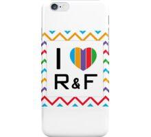 I heart Rodan+Fields iPhone Case/Skin