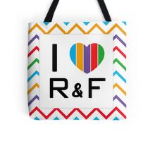 I heart Rodan+Fields Tote Bag