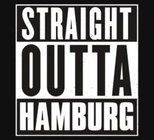 Straight outta Hamburg! by tsekbek