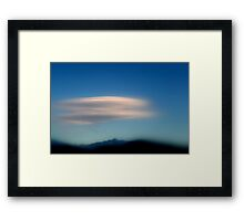 Dreamers Framed Print