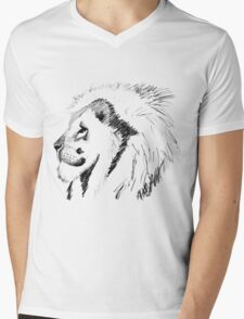 Lion Sketch  T-Shirt