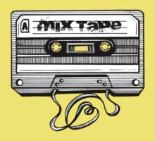 Mix Tape: Stuff To Dance To Baby Tee