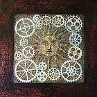 Sun dial by gregottlinger