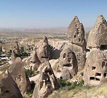Stone City by branko stanic