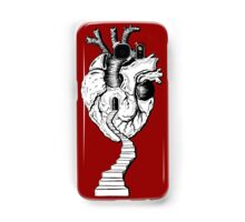 Counting the Steps To the Door Of Your Heart Samsung Galaxy Case/Skin
