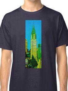 HDR Chrysler  Classic T-Shirt