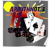 Arbuthnot's 11 - Souvenir Design #1 Poster