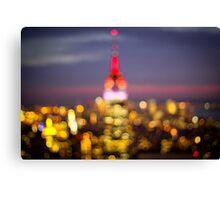 imagine...NEW YORK Canvas Print