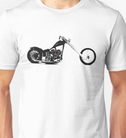 chopper study Unisex T-Shirt