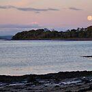 Moonshine In Queensferry, Scotland, UK.... by Sandra Cockayne