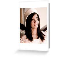 Jackie Ohhh Greeting Card
