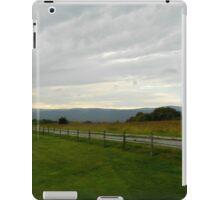 Wide Open Country Sky  iPad Case/Skin