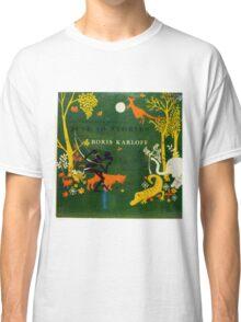 Boris Karloff Just So Stories Classic T-Shirt