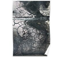 Metal in Abstract  Poster