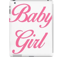 Baby Girl iPad Case/Skin