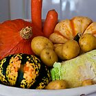 Basket of Veg by Elaine123