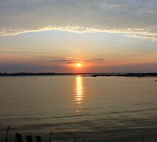 Sun   East Moriches, New York  by © Sophie W. Smith
