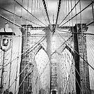 Brooklyn Bridge by Vivienne Gucwa