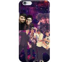 Fantastic Foursome Galaxy  iPhone Case/Skin
