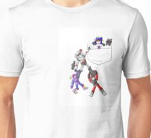 Transformers Decepticon Chibis Unisex T-Shirt