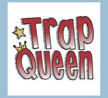Trap Queen One Piece - Short Sleeve