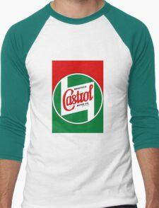 old castrol Men's Baseball ¾ T-Shirt