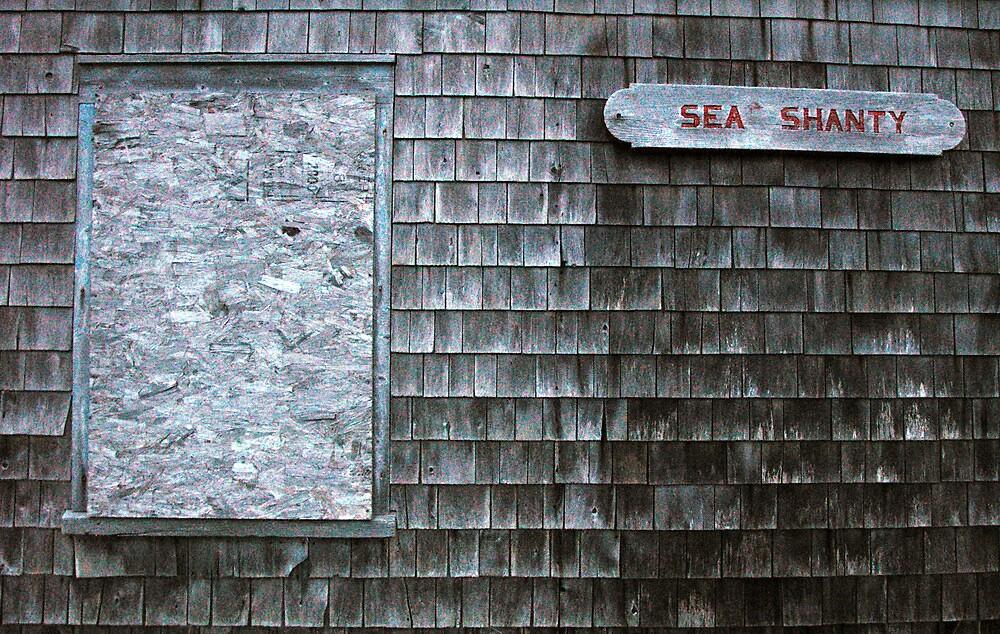Sea Shanty by Harv Churchill