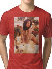 Lil Kim Hardcore Tri-blend T-Shirt