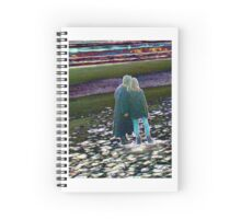 intergalactic explorers we look to the rift Spiral Notebook
