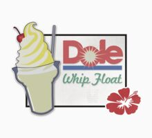 Dole Whip Float Kids Tee