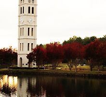 Furman Bell Tower by Picture-It