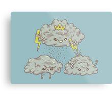Rain of Terror Metal Print