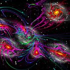 Cosmic Gnarls by tcat757