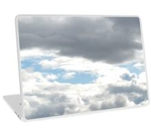 Cloudy Sky Laptop Skin