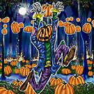 """Jolly Jack In Fumpkin Porest"" by Steve Farr"
