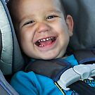 Logan Laughing! by Heather Friedman