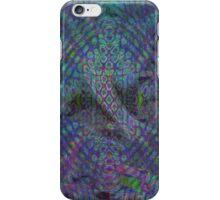 Vaporwave-Infinite Iridescent Rainbow Smudge iPhone Case/Skin
