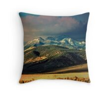 Exchequer & Montgomery Throw Pillow