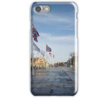 Het Zand, Bruges iPhone Case/Skin