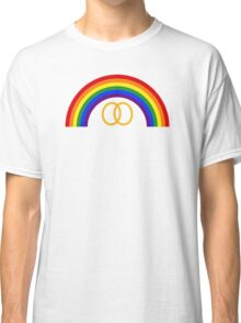 Gay Marriage Classic T-Shirt