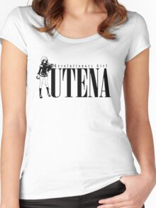 Revolutionary Girl Utena! Women's Fitted Scoop T-Shirt