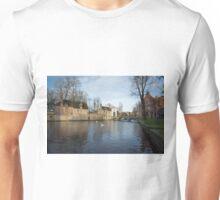 Wijngaardplein Bruges Unisex T-Shirt