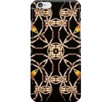 Symmetreats - Spider in Space iPhone Case/Skin