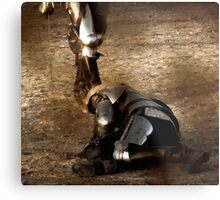 The Death of Colgrin Metal Print