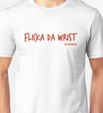 Flicka Da Wrist Unisex T-Shirt